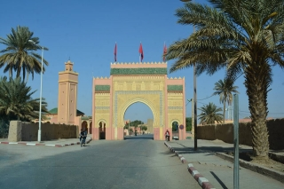 4 Days Desert Tour from Marrakech ending in Fes